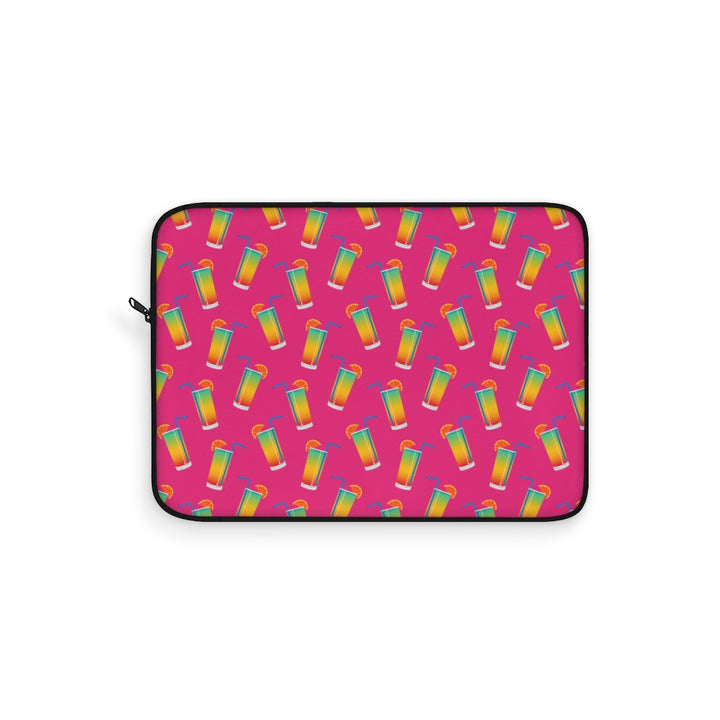 Cocktail Glasses Laptop Sleeve