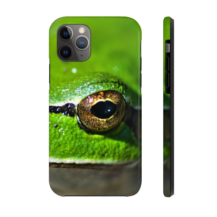 Frogs Eye Case Mate Tough Phone Case