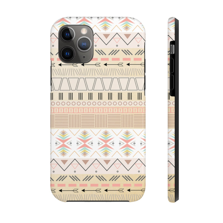 Tribal Chic 3 Case Mate Tough Phone Case