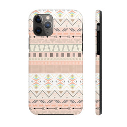 Tribal Chic 11 Case Mate Tough Phone Case