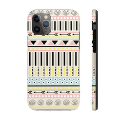 Tribal Chic 12 Case Mate Tough Phone Case