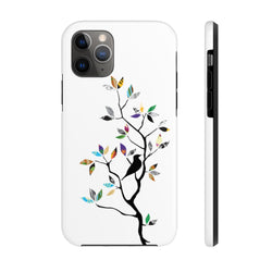 Colour Tree White Case Mate Tough Phone Case