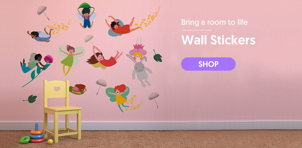 Beautiful wall stickers...