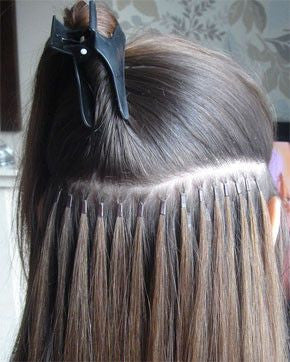 Clip In Hair Extensions Or Permanent Extensions Clipinhair