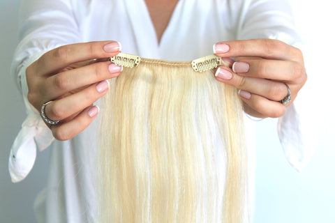 Clip in hair extensions or permanent extensions clipinhair can last 3 months to a year even longer if highly maintained with good products masks and argan oil as you can find here pmusecretfo Image collections