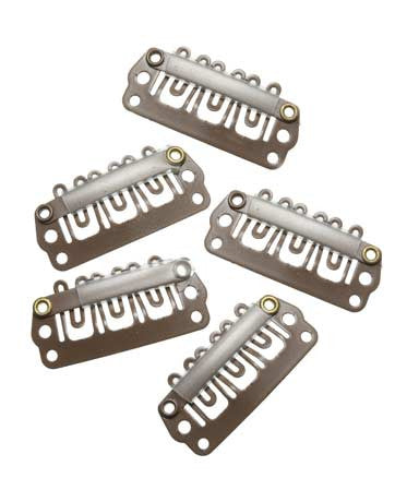 Snap Clips - 25 per bag