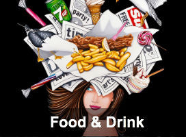 Food & Drink Limited Edition Prints