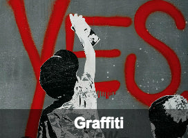 Graffiti open edition prints