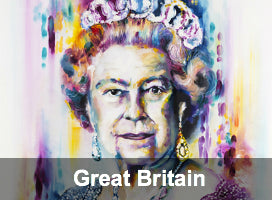 Great Britain Limited Edition Prints