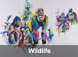 Wildlife Limited Edition Prints