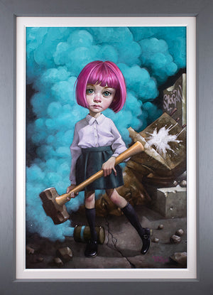 Craig Davison - ' I Don't Know About Art But I know What I Like ' - Original and Limited Edition Art