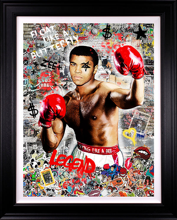 Zee - 'Legend' - Limited Edition Artwork