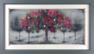 """ Be Different ""  by Kealey Farmer (FRAMED limited edition print)"