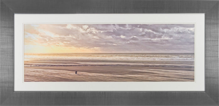 George Felix Cohen - 'Just The Two Of Us ' - Framed Open Edition Print