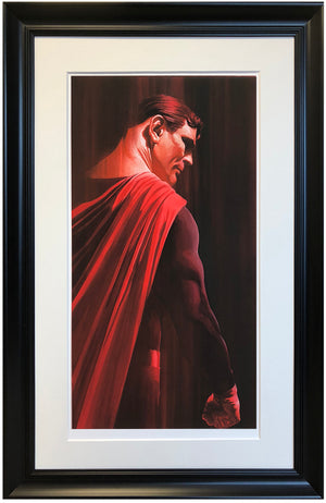 Alex Ross - 'Superman' -  Limited Edition Print