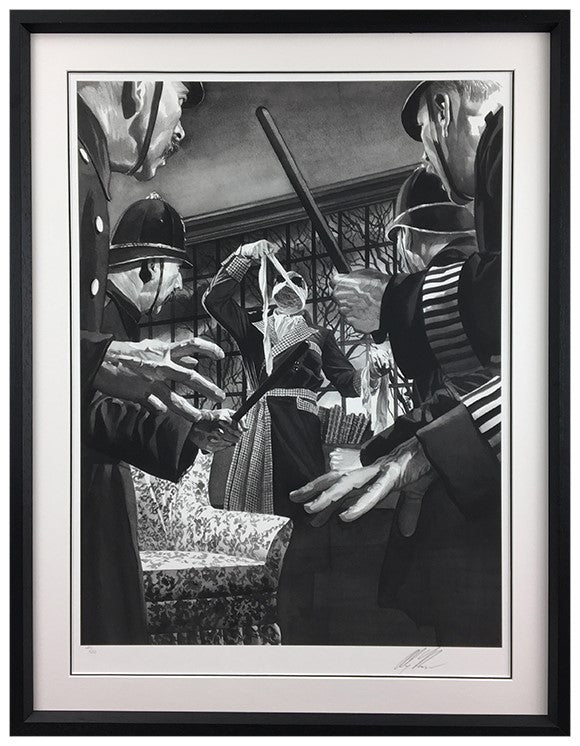 Alex Ross - 'The Invisible Man' - Limited Edition