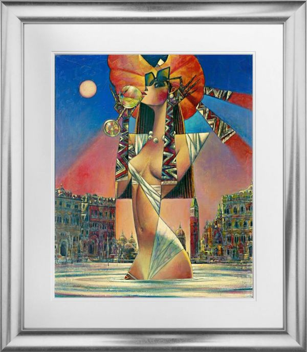 Andrei Protsouk - 'Voluptuous Venice' - Limited Edition Art