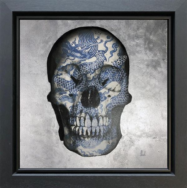Chuck - 'Wisdom' - Limited Edition Art