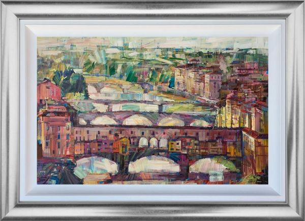 Colin Brown - 'Our Bridges' - Original Art