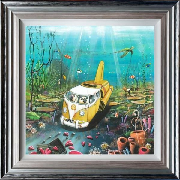 Dale Bowen - 'Vdubmarine' - Limited Edition Art