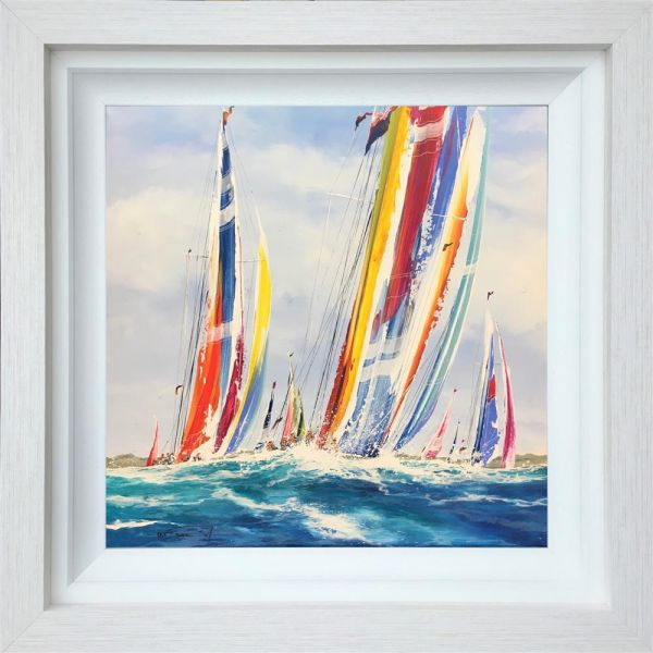 Dale Bowen - 'Sea Drifters' - Original Art