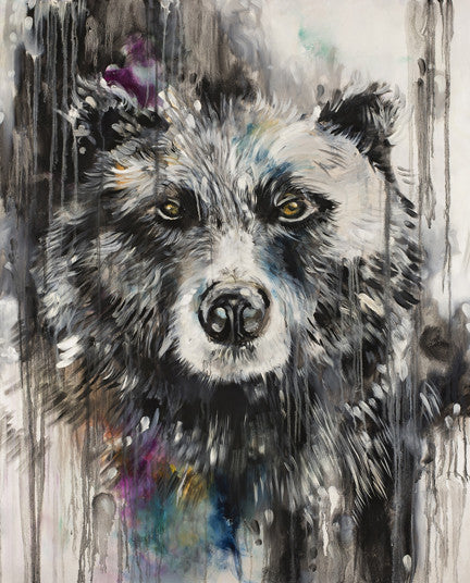 """ Dignity "" by Katy Jade Dobson (Framed limited edition print)"