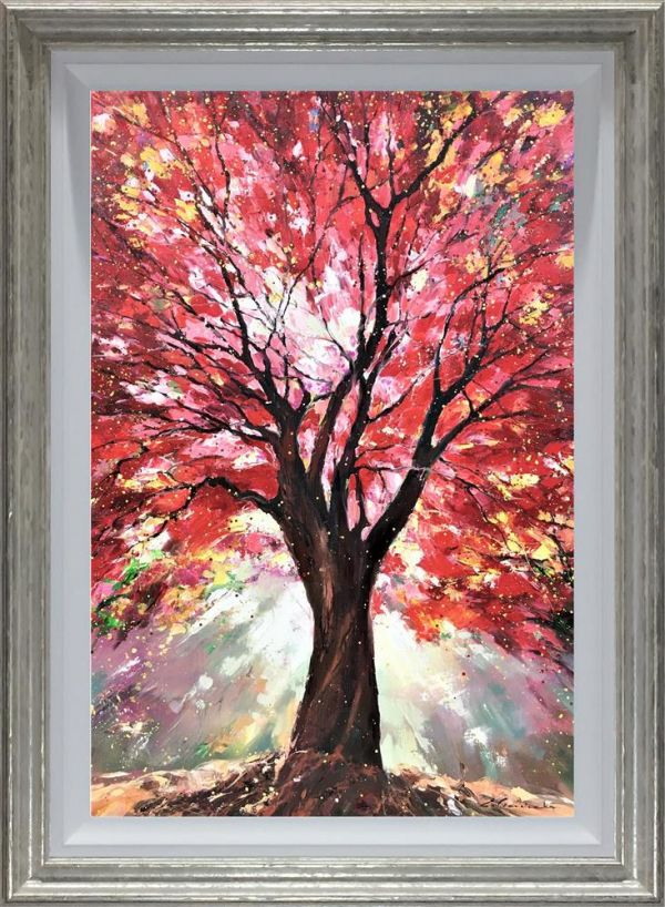 Ewa Czarniecka - 'Tree of Life' - Original Art