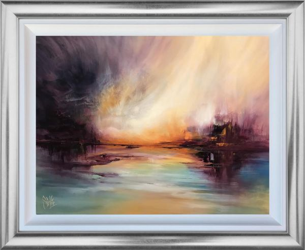 Caro Saintvire - 'Edge Of Dawn' - Original Art