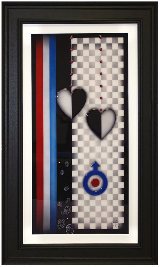 Kealey Farmer - 'For the Love of Mod' - Limited Edition Artwork