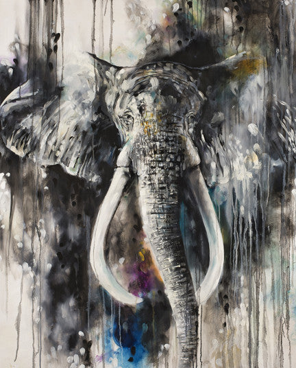 """ Harmony "" by Katy Jade Dobson (Framed limited edition print)"