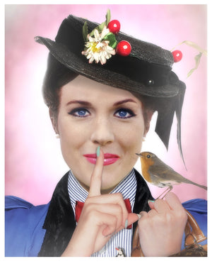 JJ Adams - 'A Spoonful of Sugar '(Mary Poppins) - Limited Edition Lenticular Edition