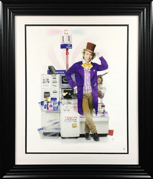 JJ Adams - 'Every Little Helper' - Limited Edition Print & Original