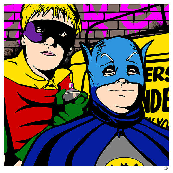 """Only Fools and Horses"" by JJ Adams (limited edition print) - New Look Art"