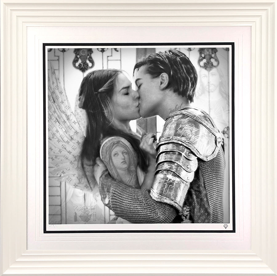 JJ Adams - 'Romeo & Juliet' - Original & Limited Edition Print