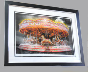 JJ Adams - 'Carousel' - Limited Edition Print