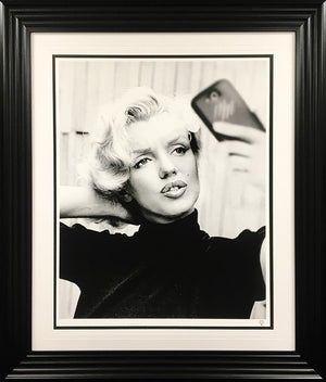 JJ Adams - 'Monroe Selfie' - Limited Edition Print & Original