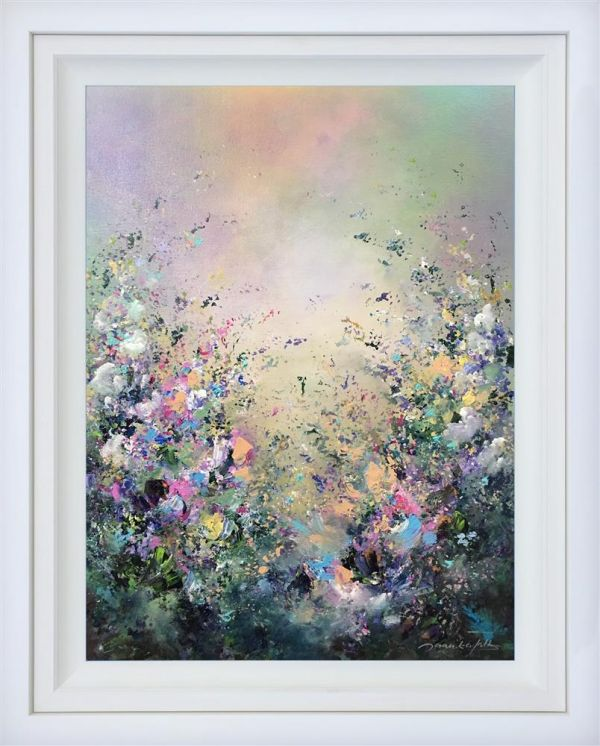Jaanika Talts - 'Misty Meadows' - Original Art