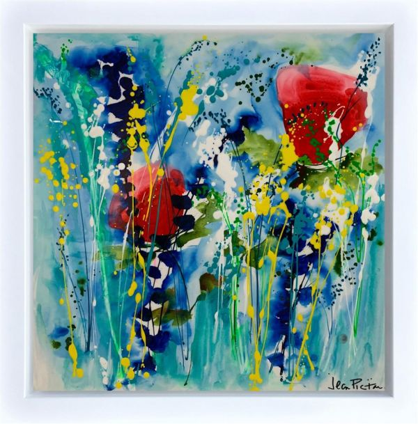 Jean Picton - 'Spring Love' - Original Art