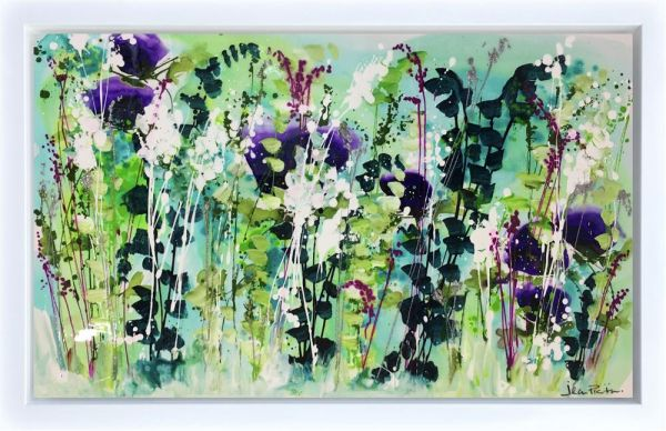Jean Picton - 'Wild Green' - Original Art