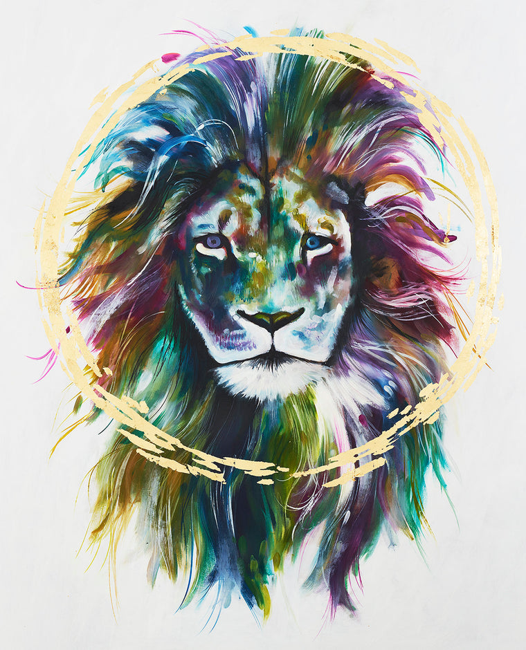 """Aureus"" by Katy Jade Dobson (limited edition print)"
