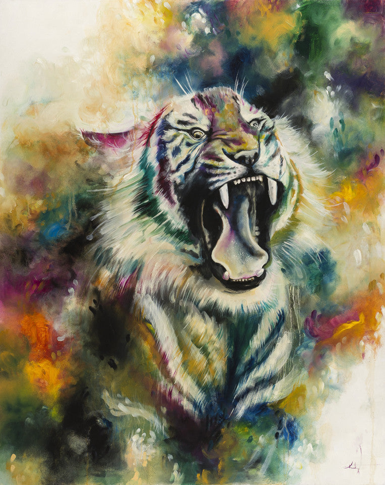 """Bellicose"" by Katy Jade Dobson (limited edition print)"
