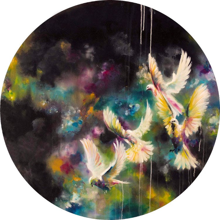 """Dusk"" by Katy Jade Dobson (limited edition print)"