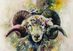 """Ego"" by Katy Jade Dobson (limited edition print) - New Look Art"