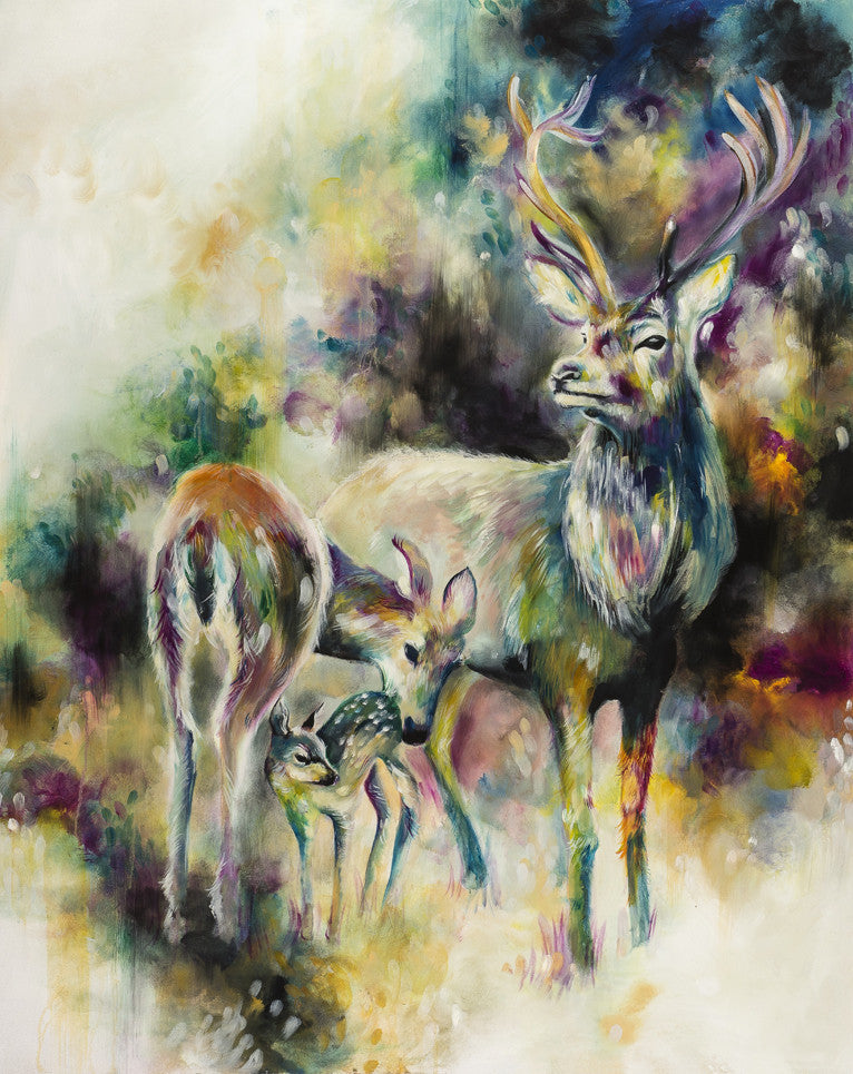 """Eminence"" by Katy Jade Dobson (limited edition print) - New Look Art"
