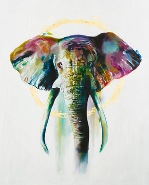 Katy Jade Dobson - 'Gilt' - Limited Edition Print