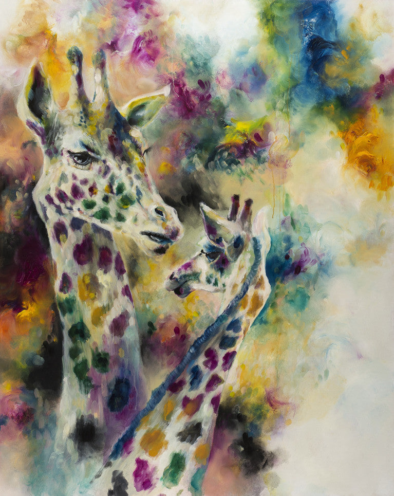 """Gracile"" by Katy Jade Dobson (limited edition print) - New Look Art"