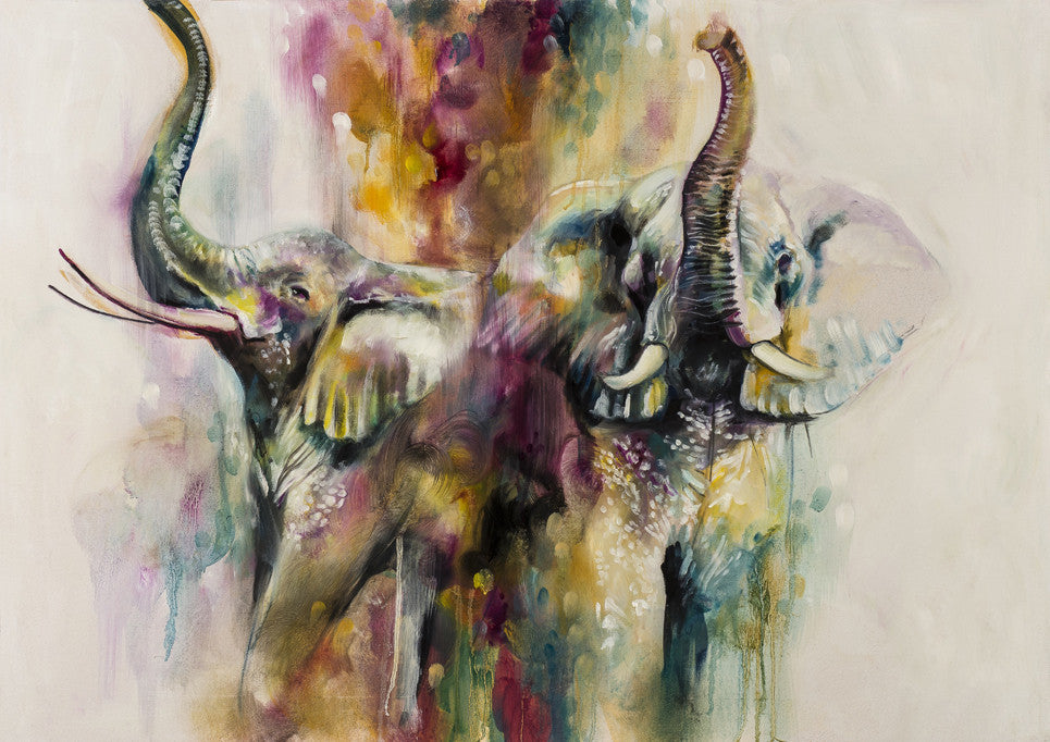 """Opaline"" by Katy Jade Dobson (limited edition print)"