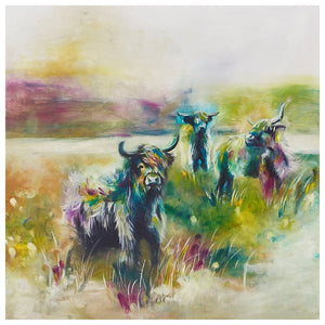 """The Highlands"" by Katy Jade Dobson (limited edition print)"