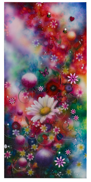 """Bloom"" by Kealey Farmer (framed limited edition artwork)"