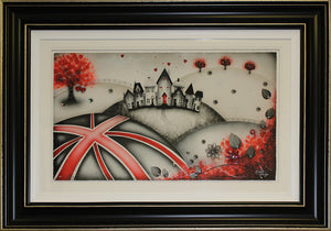 """Home Grown"" by Kealey Farmer (FRAMED limited edition print)"